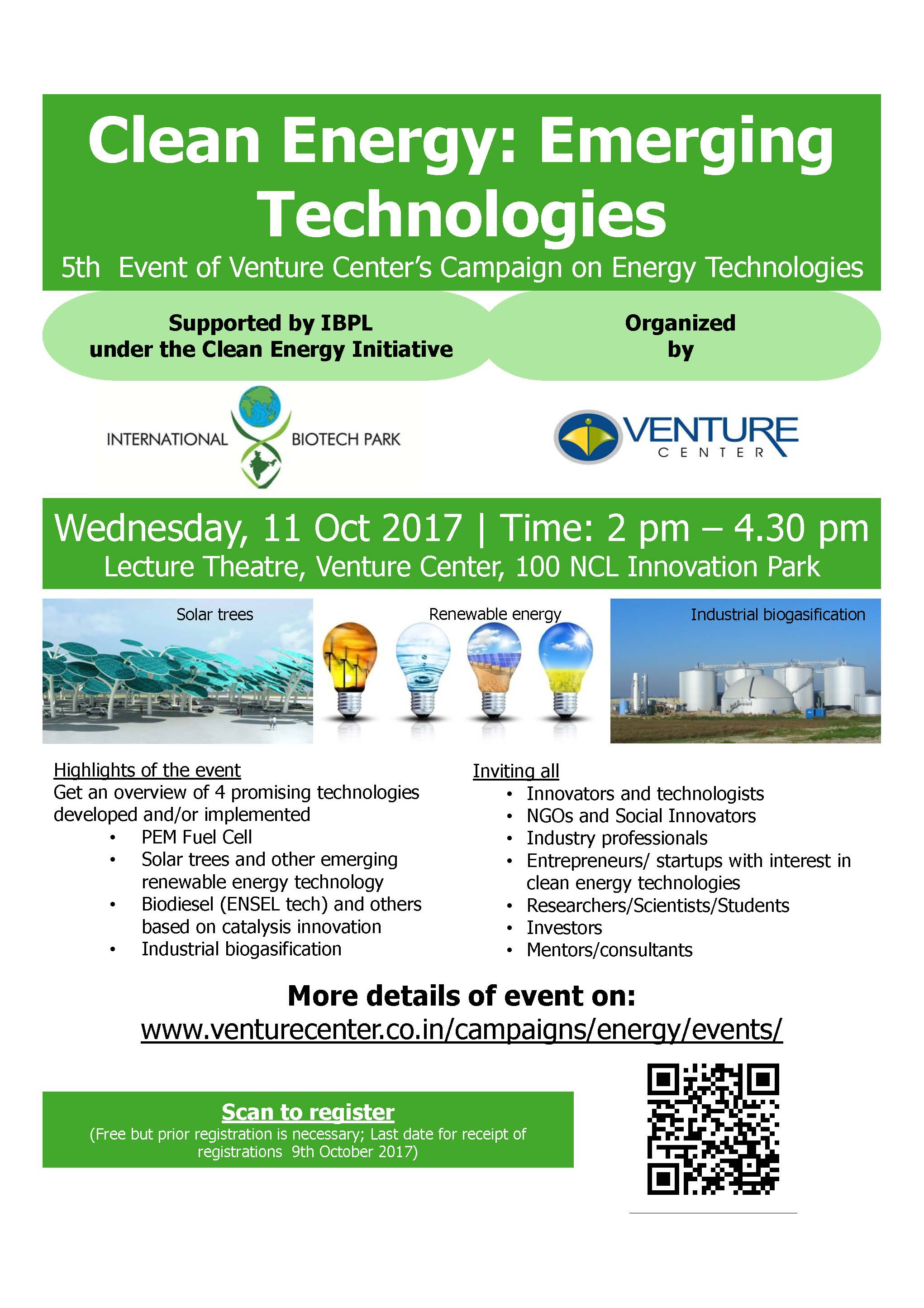 Events | Pune Interest Group on Energy Technologies